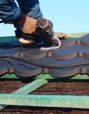 Toiture par-dessus nouvelle toiture