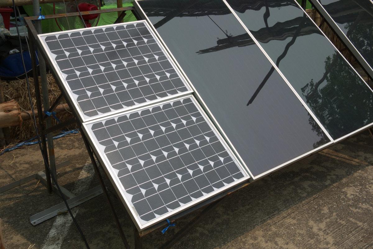 panneaux solaires tuiles