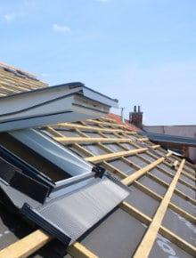 rénover toit sous-toiture