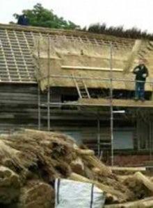 toiture en zinc construction fermee